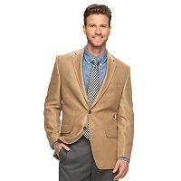 Men's Chaps Classic-Fit Faux-Suede Sport Coat