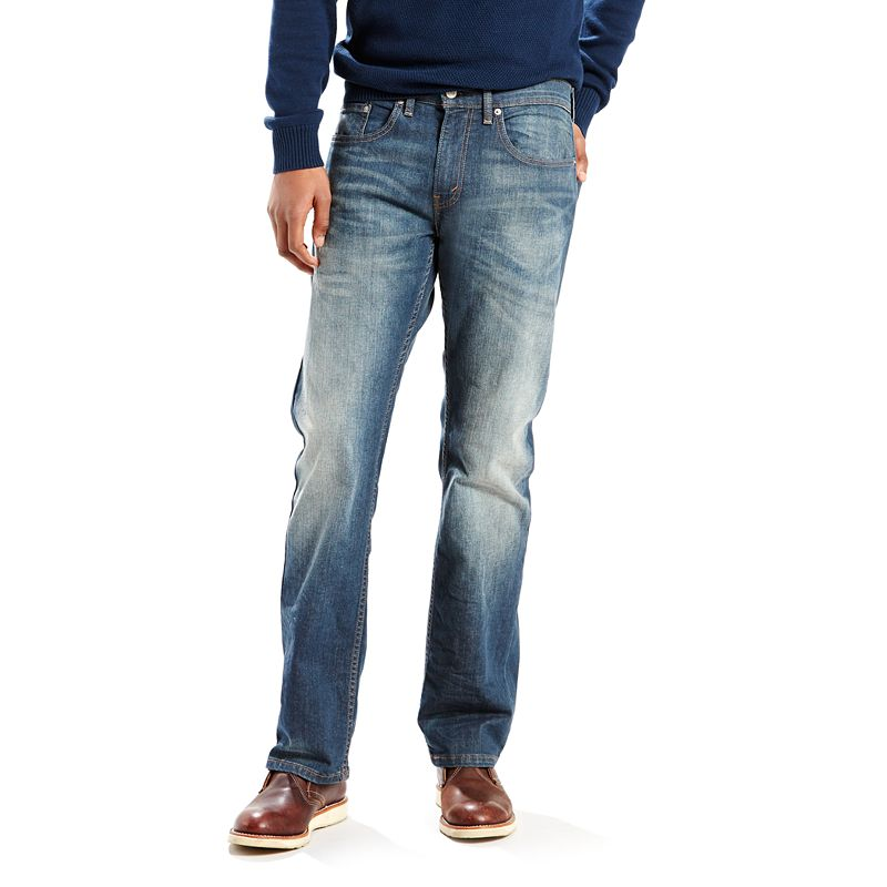 Big & Tall Levi's 559 Stretch Relaxed Straight Fit Jeans