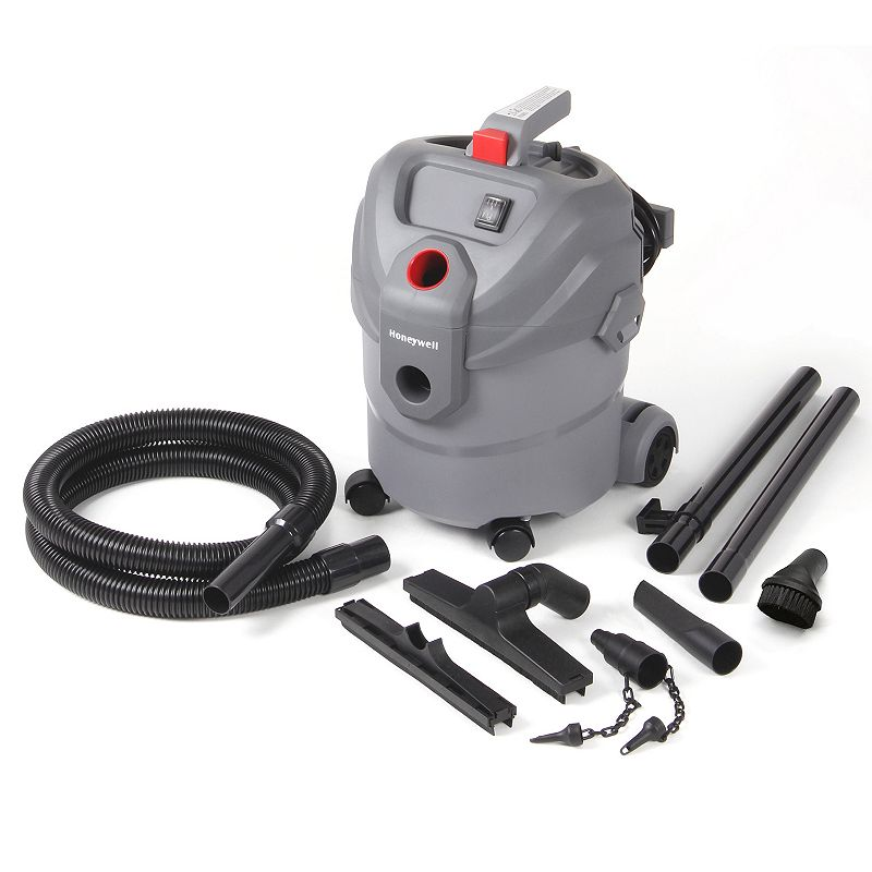 Honeywell 4-Gallon Wet Dry Vacuum (HWP4045)