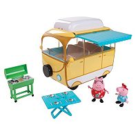 Peppa Pig Family Camper Van Set