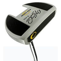 Adult Ray Cook Billy Baroo B400 35-Inch Right Hand Semi Mallet Putter