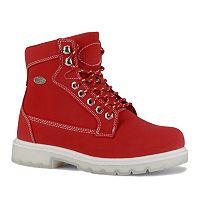 Lugz Regiment HI TL Women's Water-Resistant Ankle Boots
