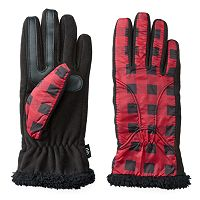 Women's Isotoner Water Repellent Chenille Tech Gloves