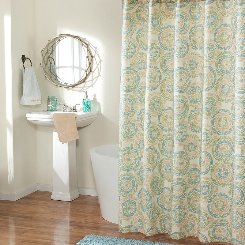 m.style Ringo Shower Curtain