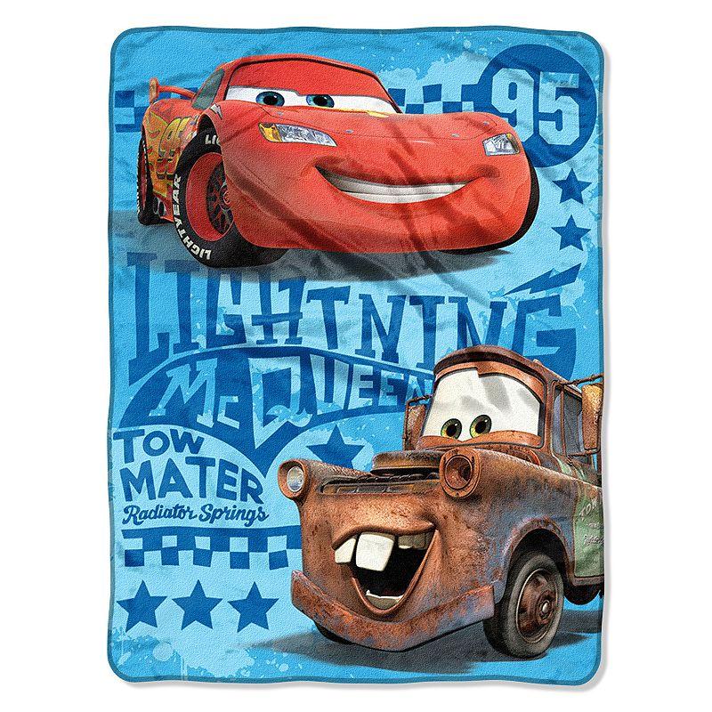 Disney / Pixar Cars 2 Buddy Racers Throw