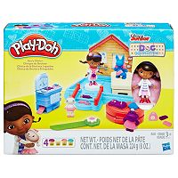 Disney's Doc McStuffins Play-Doh Clinic