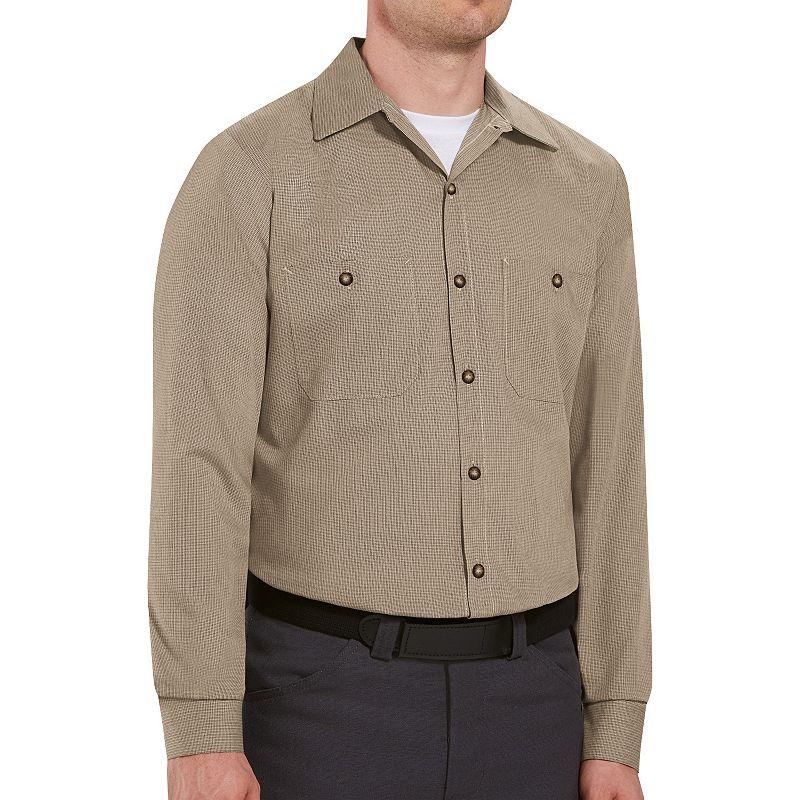 Big & Tall Red Kap Work Shirt