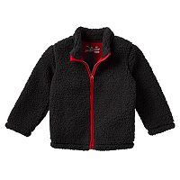 Toddler Boy Jumping Beans® Plush Full-Zip Jacket