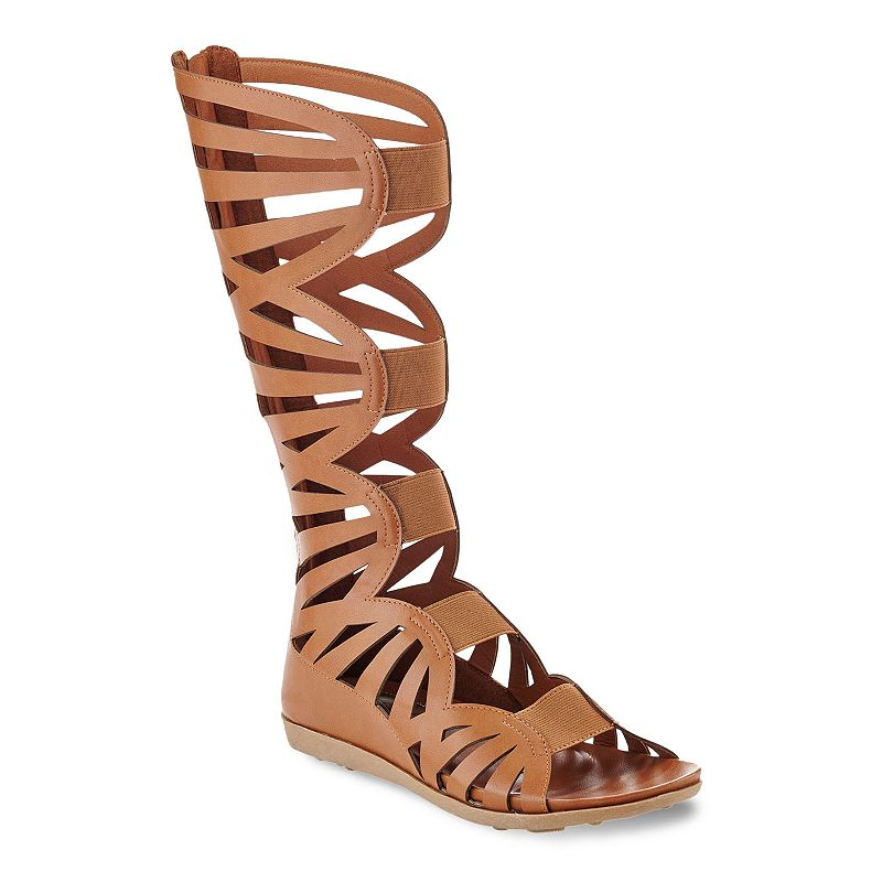 Henry Ferrera Woodbar Women's Gladiator Sandals