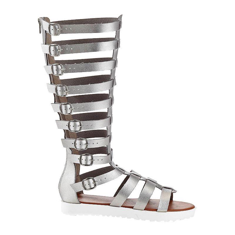 Henry Ferrera HF Women's Gladiator Sandals