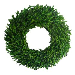 Click here to buy SONOMA Goods for Life Artificial Boxwood Wreath.