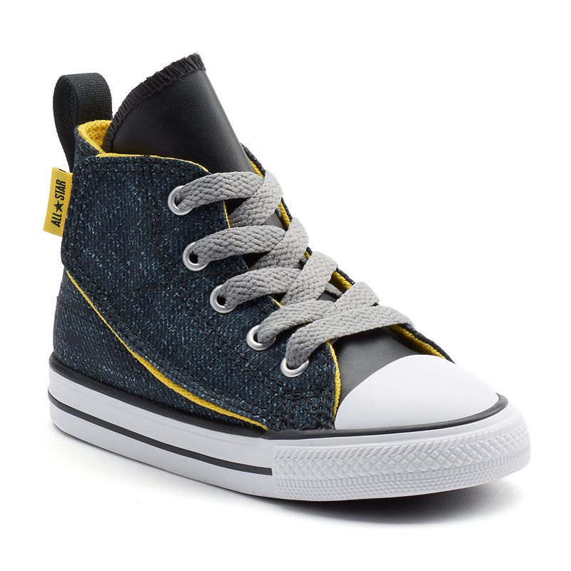 Converse Chuck Taylor All Star Simple Step Toddler Boys' High-Top Sneakers