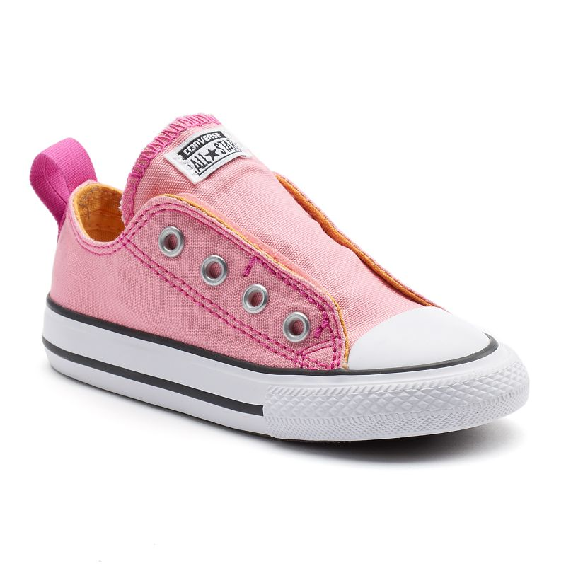 Converse Chuck Taylor All Star Simple Slip Toddler Girls' Shoes