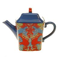 Tracy Porter French Meadows 38-oz. Teapot