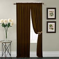 Window Accents Luster Window Panel Pair