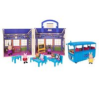Peppa Pig Peppa's Back To School Playset