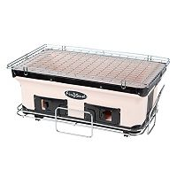 Fire Sense Rectangle Yakatori Charcoal Grill