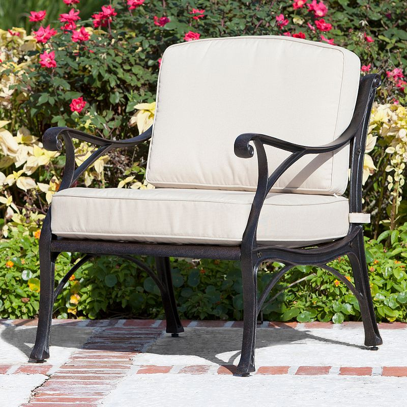 Patio Sense Biscay Wide Patio Chair