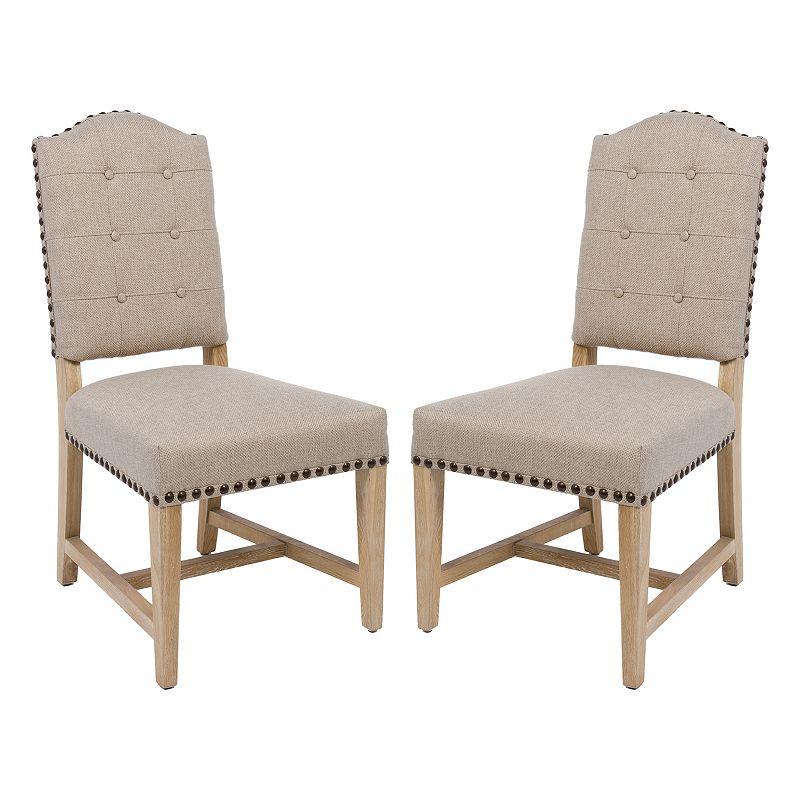 Safavieh Penny Accent Chair 2-piece Set