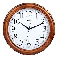 Waltham Wood Wall Clock