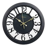 Waltham Clear Dial Wall Clock