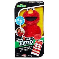 Playskool Friends Sesame Street Love2Learn Elmo