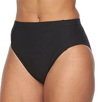 Women's Upstream Sport High-Waist Bikini Bottoms