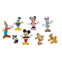 Disney's Mickey Mouse Clubhouse 8-pc. Crew Buildup Figures by Fisher-Price