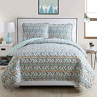 Clairebella Arrow Quilt Set
