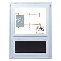 Parisian Home Photo Clip Chalkboard Wall Decor