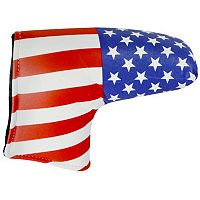 Adult Hot-Z USA Flag Putter Cover