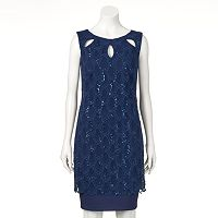 Women's Chaya Sequin Lace Dress