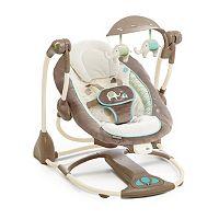 InGenuity Gentle ConvertMe Swing-2-Seat