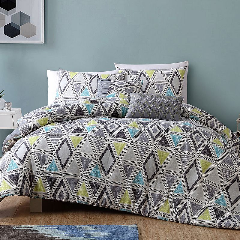 VCNY Trent Bed Set