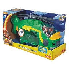 Fisher-Price Blaze and the Monster Machines Monster Copter Swoops by
