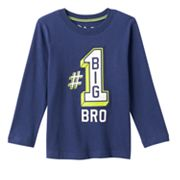 Toddler Boy Jumping Beans® Long Sleeve Graphic Tee