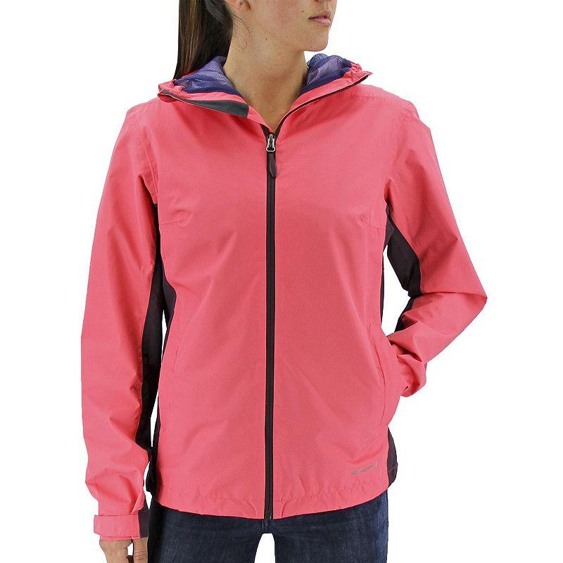 Women's adidas Outdoor Prime Colorblock Rain Jacket
