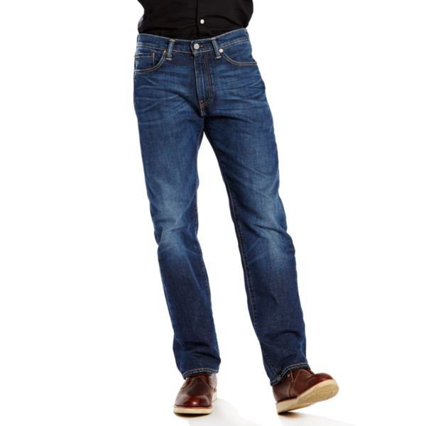 Men's Levi's 505 Regular Fit Strong Jeans