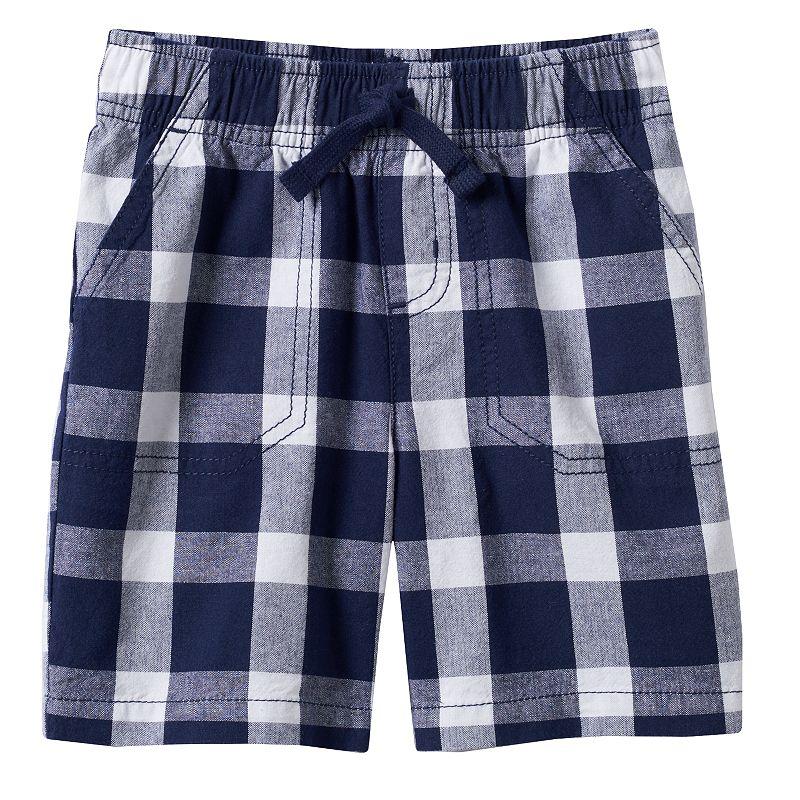 Jumping Beans® Plaid Shorts - Toddler Boy