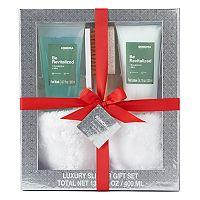 SONOMA Goods for Life™ 6-pc. Be Revitalized Eucalyptus Mint Slippers Gift Set