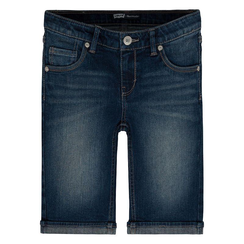 Girls 7-16 Levi's Sweetie Bermuda Shorts