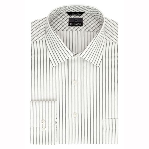 Men's Chaps Classic-Fit No-Iron Dress Shirt