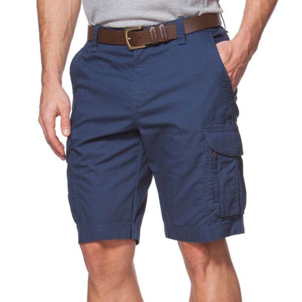 Men's Chaps Bedford Cord Cargo Shorts