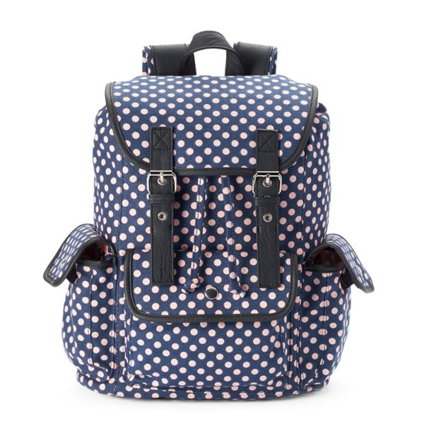 Candie's® Anna Dotted Backpack