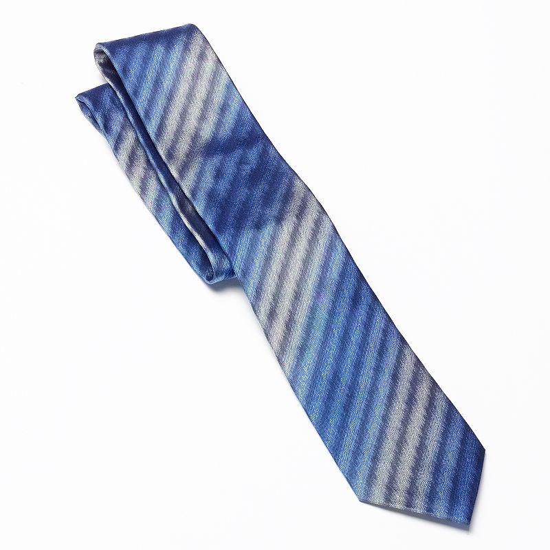Marc Anthony New Wave Striped Tie - Men