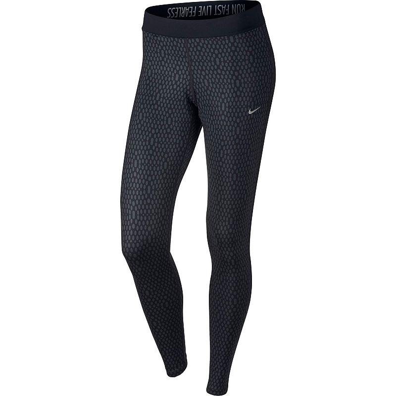 Women's Nike Relay Dri-FIT Printed Running Tights
