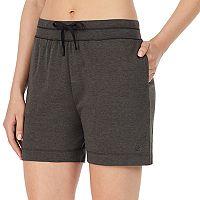 Women's Cuddl Duds Pajamas: Essentials Pajama Shorts