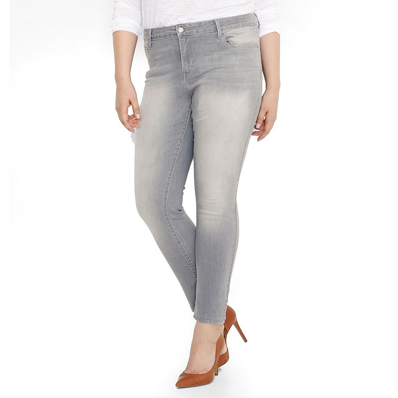 Plus Size Levi's Skinny Jeans
