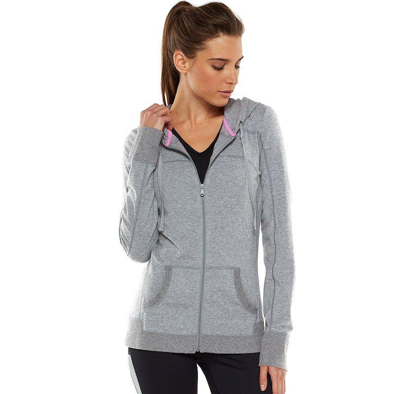 Women's Tek Gear® Core Lifestyle Full-Zip Yoga Hoodie