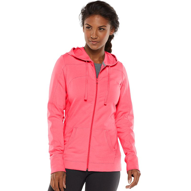 Women's Tek Gear® Core Lifestyle Full-Zip Yoga Hoodie
